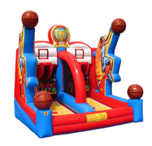 Basketball Shooting Game Inflatable rental Austin, TX