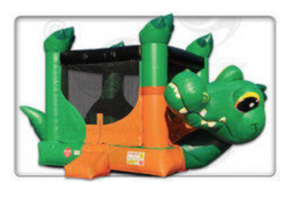 Gator Bouncy House rental Austin, TX