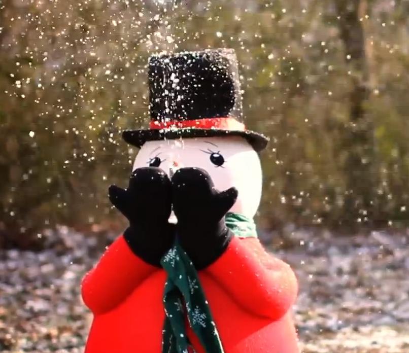 Frosty Snow Machine Reventals Austin Tx Party