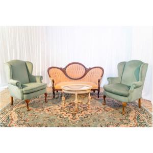Marissa Furniture Set rental Austin, TX