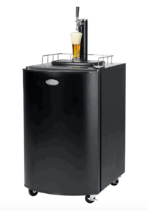 Single Tap Beer Kegerator rental Austin, TX