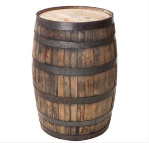 Whiskey / Wine Barrel rental Austin, TX