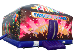 Disco Dance Dome  rental Austin, TX