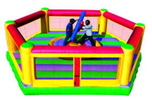 Inflatable Jousting Ring rental Austin, TX