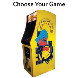 Classic Arcade Games rental Austin, TX