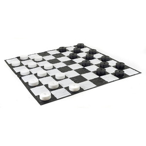 Giant Checkers Set rental Austin, TX