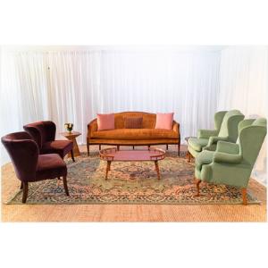 Prescott Furniture Set rental Austin, TX