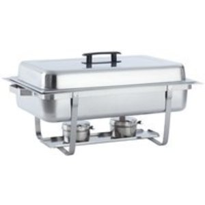 Rectangular Chafer Food Pan rental Austin, TX