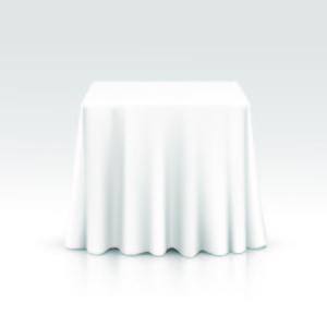 "90"" Square Table Linens rental Austin, TX"