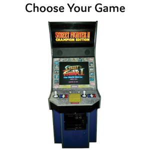 Specialty Arcade Games rental Austin, TX