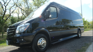Mercedes Sprinter rental Austin, TX