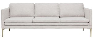 Tweed Sofa rental Austin, TX