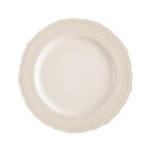 White Lace Dinner Plate rental Austin, TX