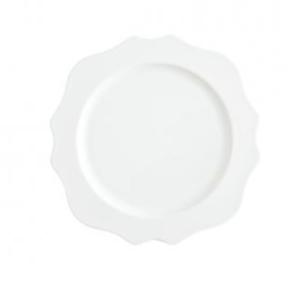 White Salad Plate rental Austin, TX