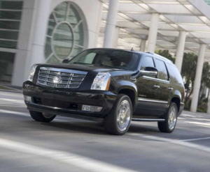 High End SUV Service rental Austin, TX