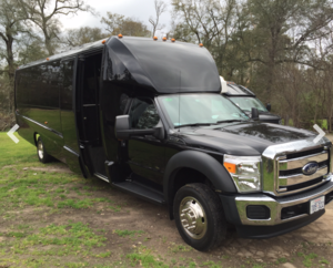 32 Passenger Mini Bus rental Austin, TX
