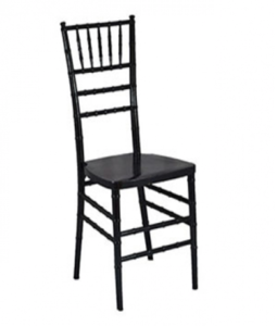 Mahogony Chiavari Chair with Pad rental Austin, TX