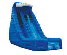 22' Blue Crush Dry Slide rental San Antonio, TX
