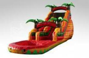 20' Water Slide rental San Antonio, TX