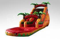 20' Water Slide rental San Antonio, TX