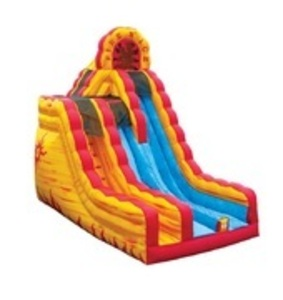 Fire N Ice Dry Slide rental San Antonio, TX