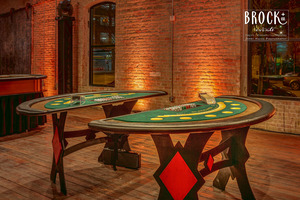 Blackjack table rental San Antonio, TX