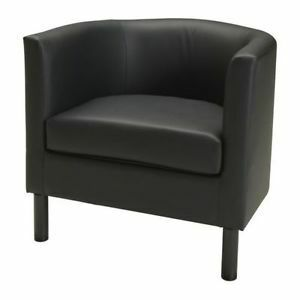 Black Round Chair rental San Antonio, TX