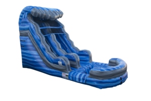 16' Wave Waterslide  rental San Antonio, TX