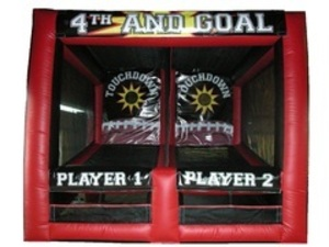 4th & Goal Game - Bounce House rental San Antonio, TX
