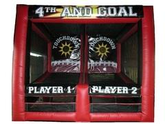 4th & Goal Game - Bounce House rental San Antonio, TX