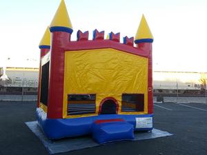 Castle Bounce House  rental San Antonio, TX