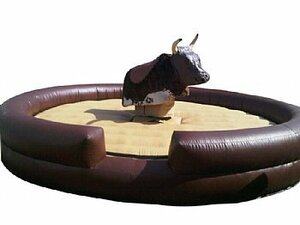 Mechanical Riding Bull rental San Antonio, TX