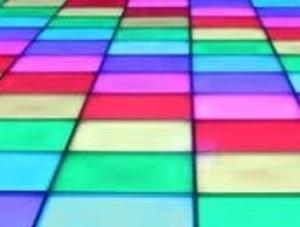 LED Dance Floor rental San Antonio, TX