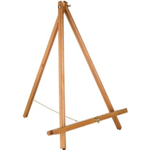 Tabletop Easel rental San Antonio, TX
