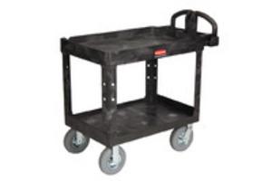 Rubbermaid Cart with Industrial Wheels rental San Antonio, TX