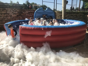 Foam Inflatable rental San Antonio, TX