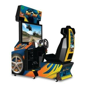 Stunt Racing Arcade Game rental San Antonio, TX