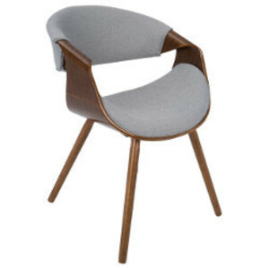 Gray Midcentury Modern Chair rental San Antonio, TX