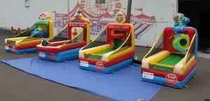 Inflatable Carnival Games rental San Antonio, TX