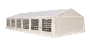 20 x 40 White Frame Tent rental San Antonio, TX