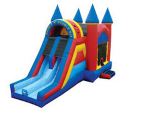 Inflatable Slides rental San Antonio, TX