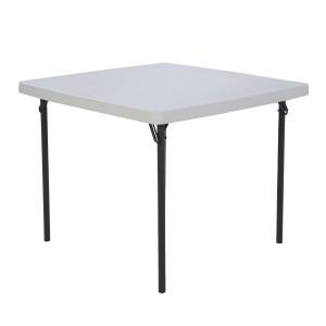 "36"" Square Folding Table rental San Antonio, TX"