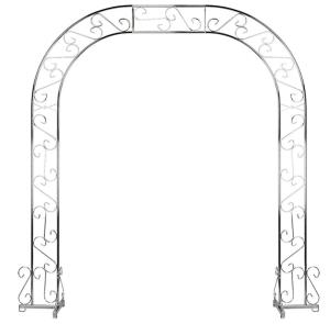 Silver Arch with Extension rental San Antonio, TX