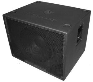 Speaker - BassBoss SSP118 Sub Set rental San Antonio, TX