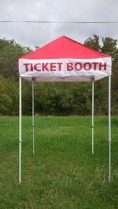 Ticket Booth rental San Antonio, TX