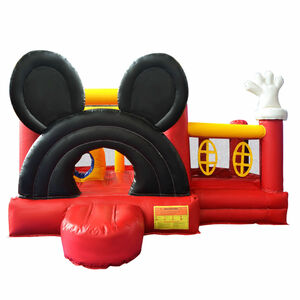 Mickey Mouse Bounce House & Ball Pit rental San Antonio, TX