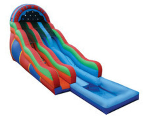 24' Water Slide rental San Antonio, TX