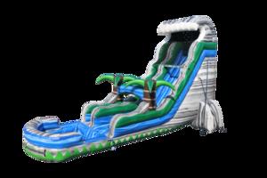20' Dry or Water Slide rental San Antonio, TX
