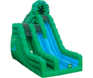 Emerald Ice Dry Slide rental San Antonio, TX