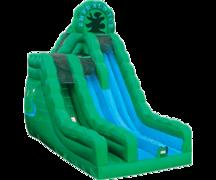 Emerald Ice Dry Slide rental San Antonio, TX
